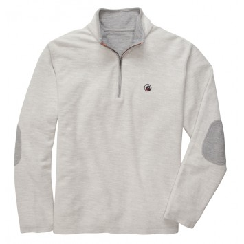 Nelson Pullover: Grey